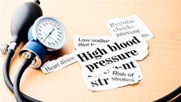 high blood pressure dementia