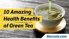 Green Tea Boosts Heart and Brain Health
