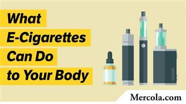 E-Cig Flavoring Harms Blood Vessels