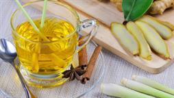 The Inflammation-Fighting Compounds of Lemongrass Tea