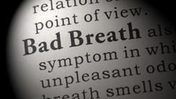 Booze Causes Bad Breath