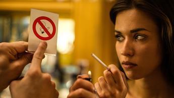 Área de Não Fumantes