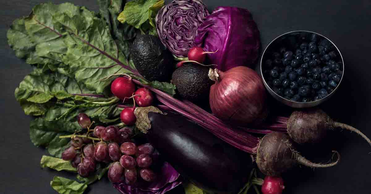 Anthocyanin: This Purple Pigment Fights Disease