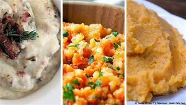Healthy Alternatives to Mashed Potatoes