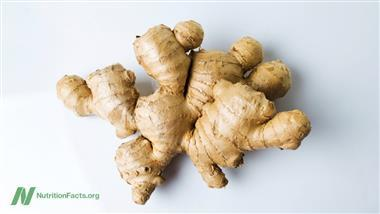 New Ginger Study Makes Incredible Discovery