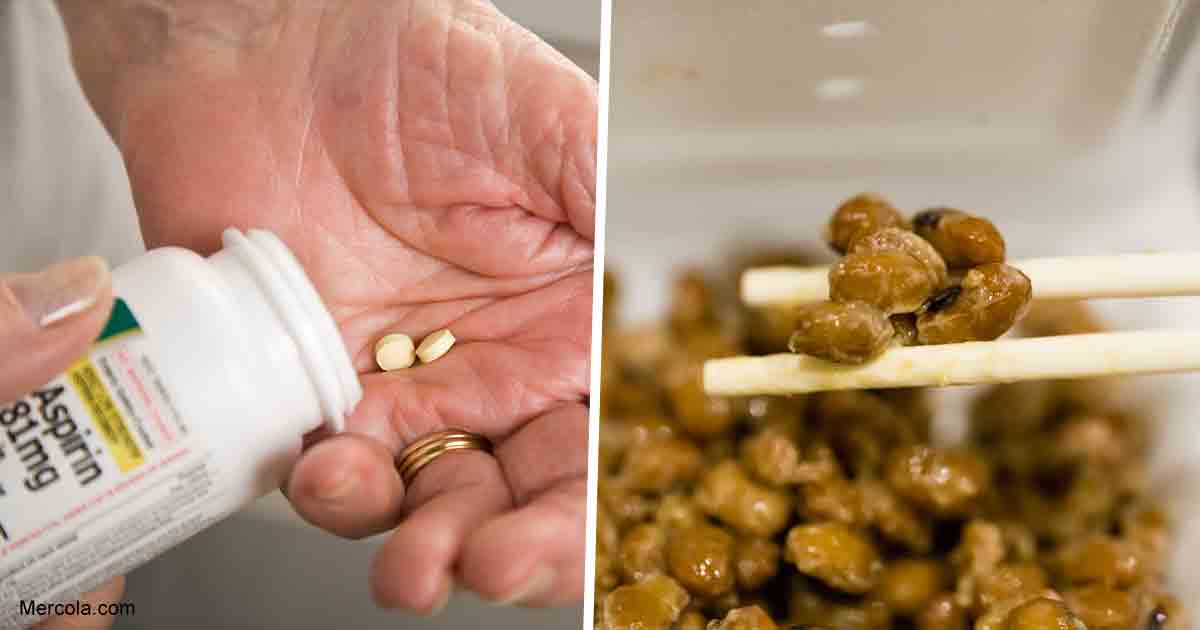 Nattokinase as an Aspirin Alternative