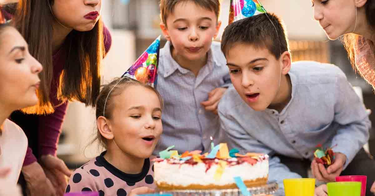Cumpleaños salusable