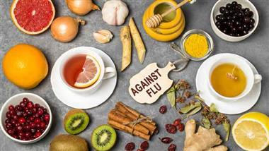 Best Nutrients for Cold and Flu Season