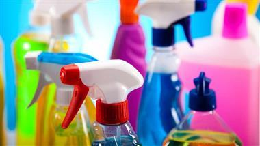 Household Cleaning Products Can Make Children Gain WEIGHT by Altering Their Gut Bacteria