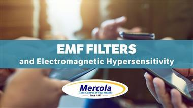 The Use of EMF Filters for Electromagnetic Hypersensitivity