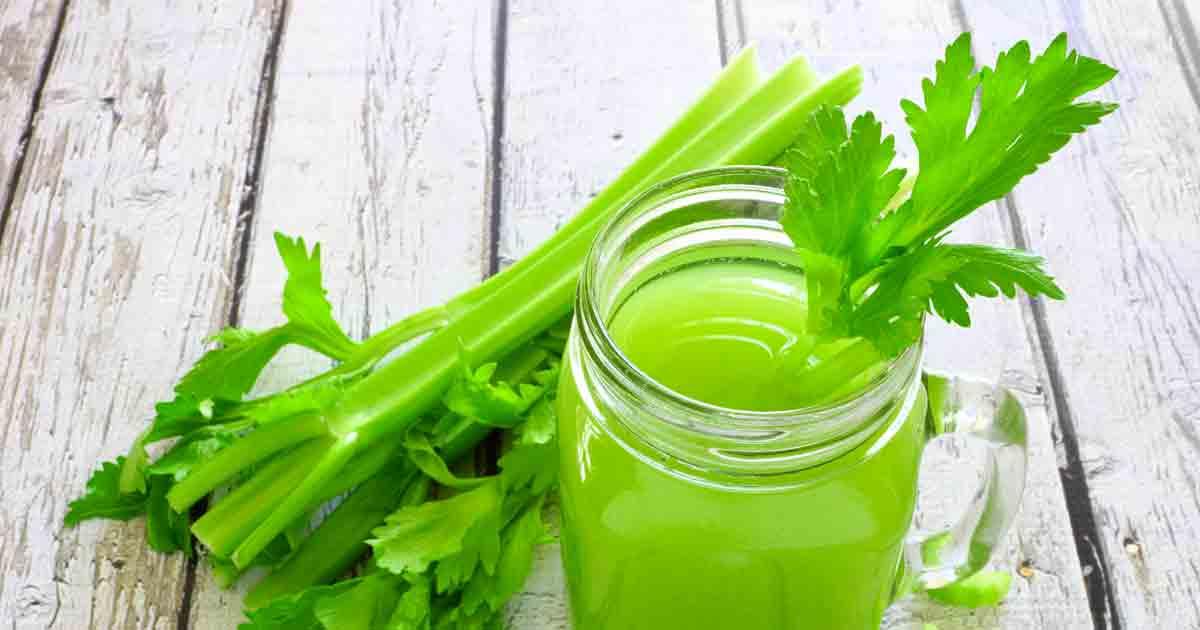 Top Benefits of Celery Juice