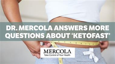 KetoFast is a #1 Best Seller — Dr. Mercola Answers Your KetoFast Questions
