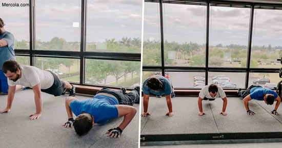 pushup challenge
