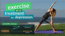 How exercise treats depression
