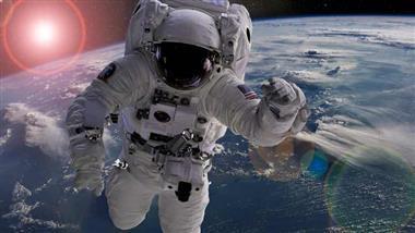 NASA takes astaxanthin into space