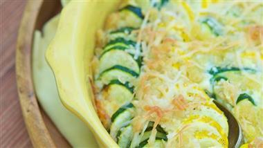 Healthy summer squash recipes