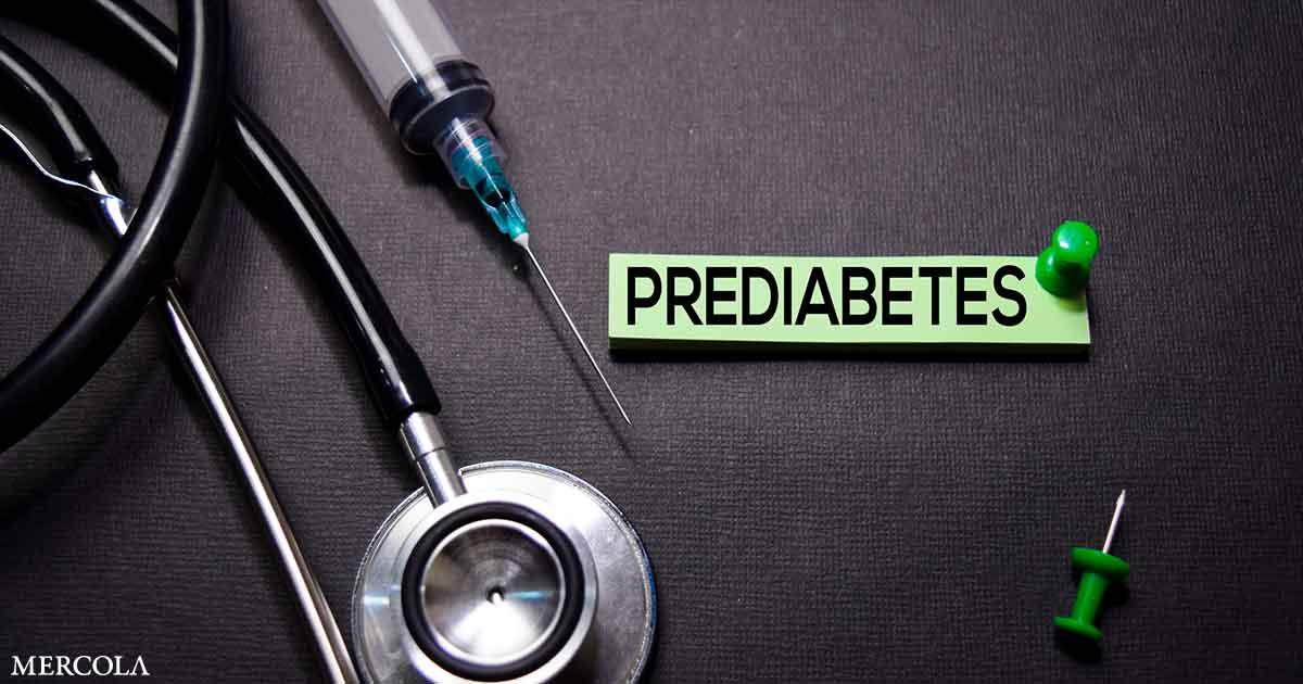 Prediabetes in Teens