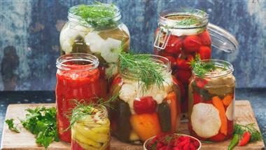 Fermented Foods Top the Superfoods List