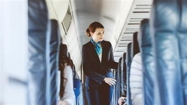 flight attendants radiation exposure