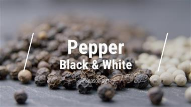 White Pepper Versus Black Pepper: Which Is Better?
