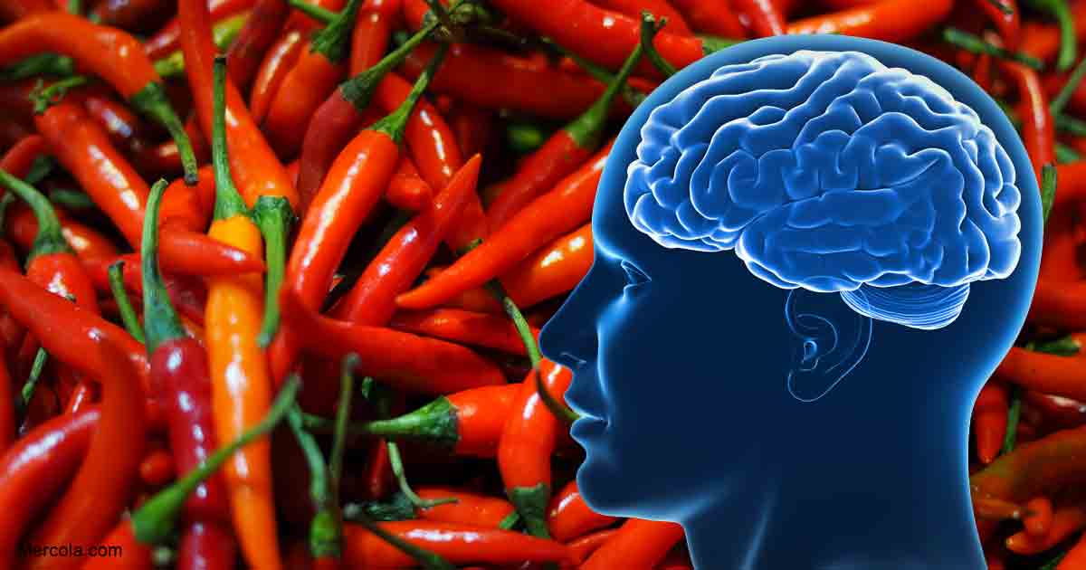 Peppers to Help Prevent Parkinson's