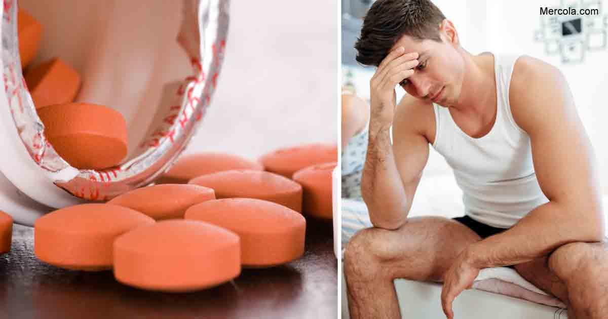 Ibuprofen Alters Human Physiology