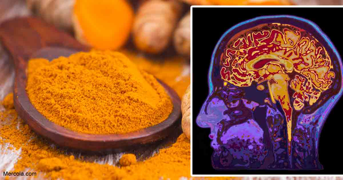 Curcumin Helps Patient Recovery