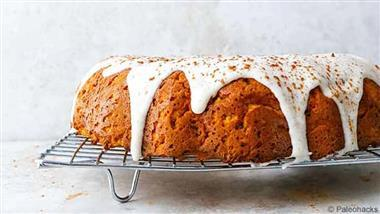 Pumpkin Cider Cake Recipe