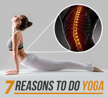 7 Reasons to do Yoga