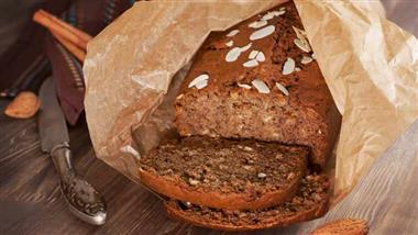 Nutty Almond Butter Bread Recipe