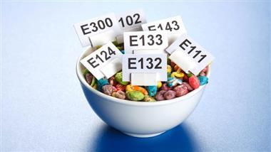 nanoparticle additives in your food