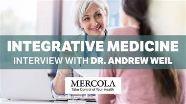Dr. Weil on the development of integrative medicine in modern practice