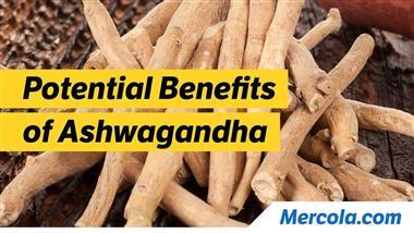 Ashwagandha may reduce anxiety and stress