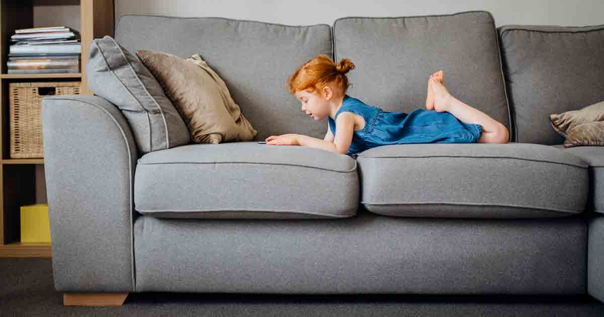 Why Your Couch Could Increase Your Poison Exposure