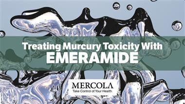 Treating Mercury Toxicity With Emeramide