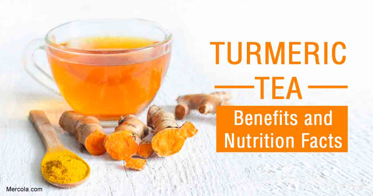 Turmeric Tea: Benefits and Nutrition Facts