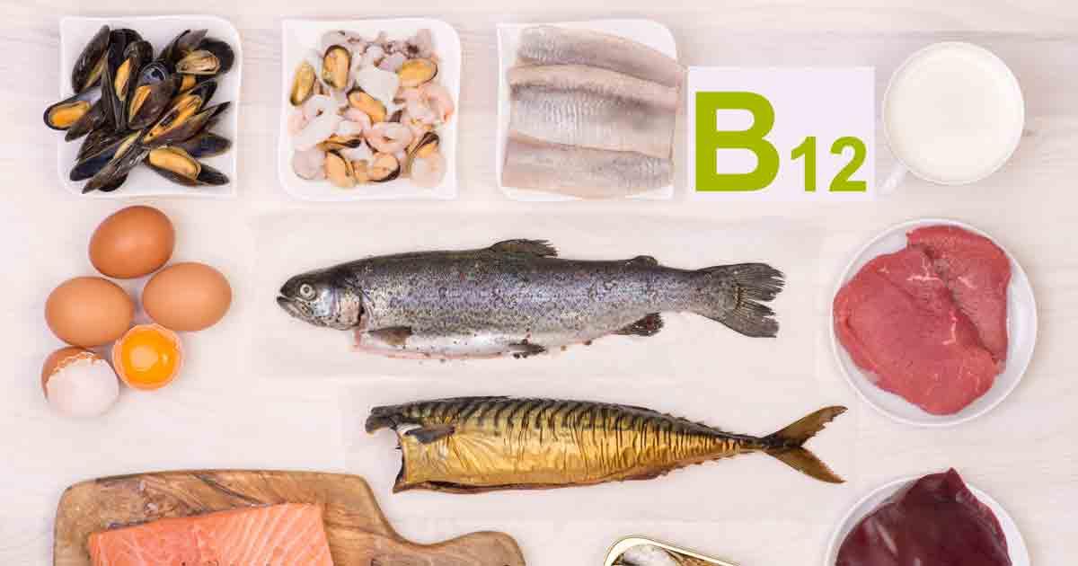 que beneficios tiene tomar vitamina b12