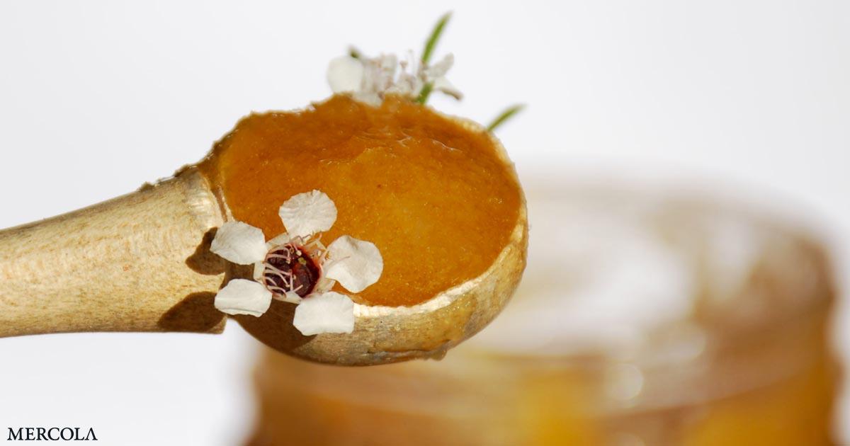 Glyphosate Found in Manuka Honey