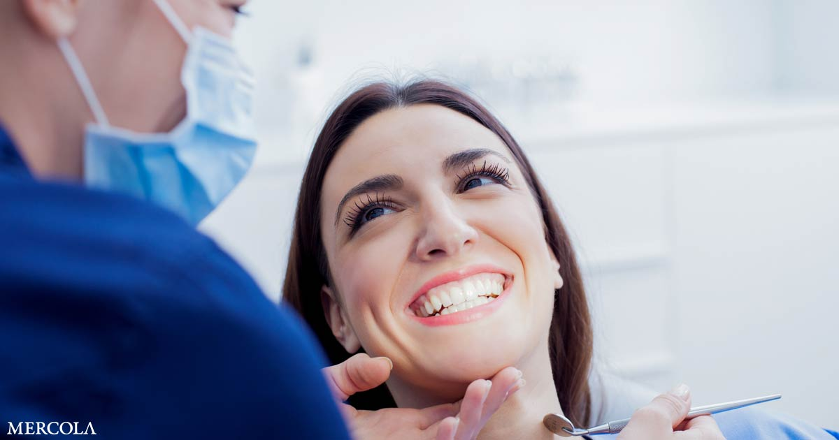 Mercury Use in Dentistry Is on Its Way Out