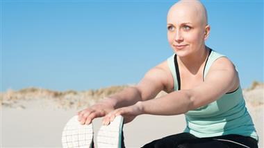 exercise vital for cancer care