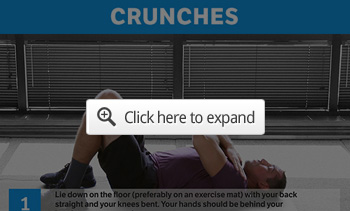 How to Perform Crunches Properly
