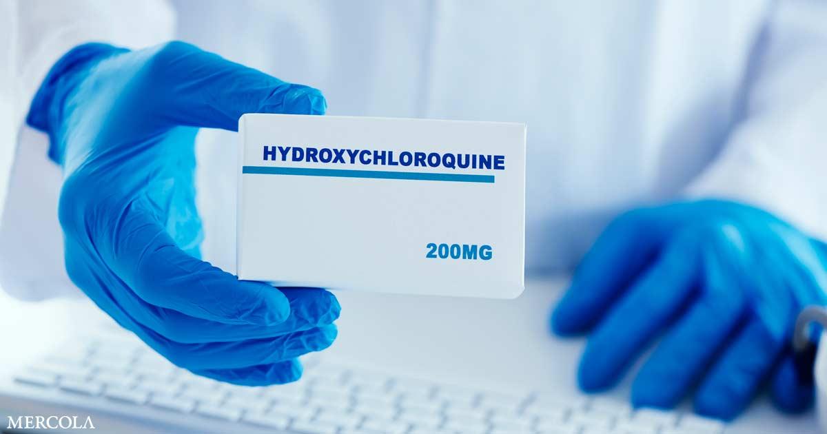 How a False Hydroxychloroquine Narrative Was Created
