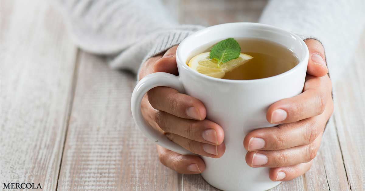 Quarantea — Health Benefits of Drinking Tea in Crisis