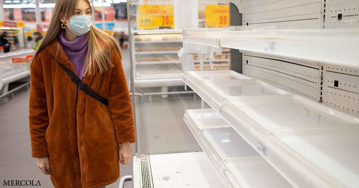 Will coronavirus cause shortages in food supply fb