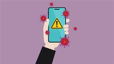 cellphones trojan horses for coronavirus