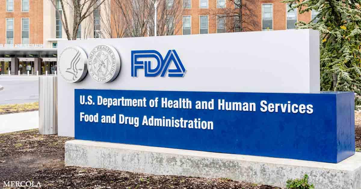 FDA — Captured and Corrupt