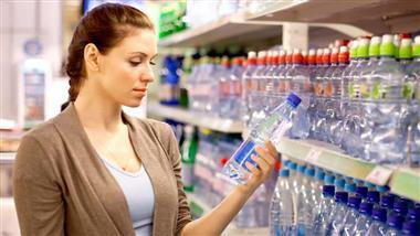 bottled water toxic chemicals