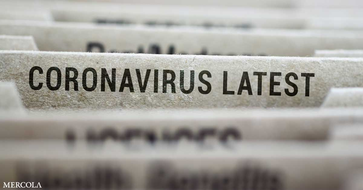 New Report Claims to Shed Light on SARS-CoV-2 Origin