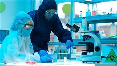 bioweapon lab