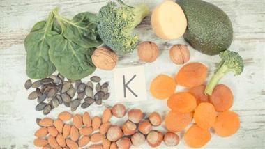 vitamin k and elderly